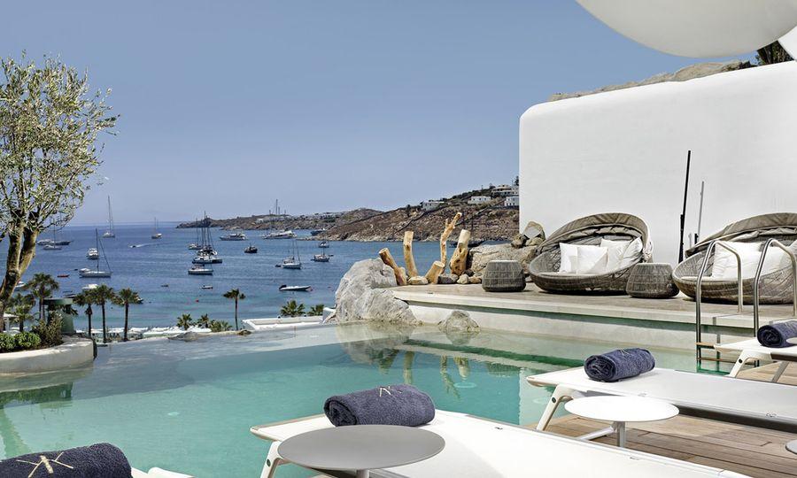 Kensho Boutique Hotel & Suites Ornos - Mykonos