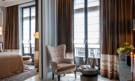 Suite Junior - Nolinski Paris - Paris