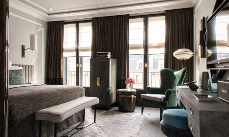 Habitación Deluxe - Nolinski Paris - Paris