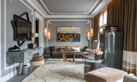 Suite - Nolinski Paris - Paris
