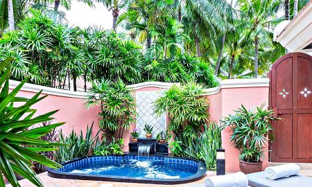 Villa Grand Deluxe avec Bassin de Plongée - Santiburi Koh Samui - Koh Samui