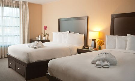Quarto Queen Standard - The Orlando Hotel - Los Angeles