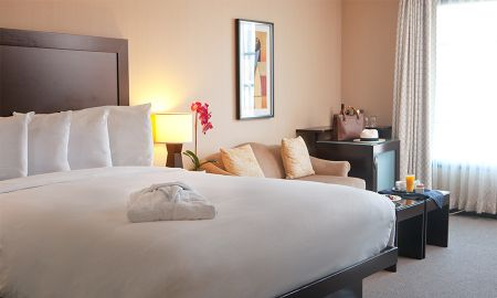 Quarto King Standard - The Orlando Hotel - Los Angeles