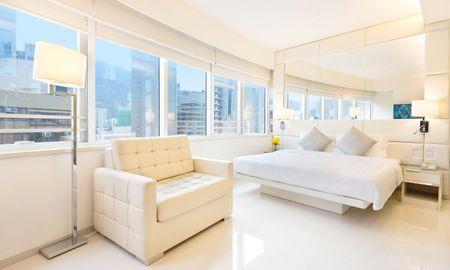 Quarto iBusiness Deluxe - Iclub Wan Chai Hotel - Hong Kong