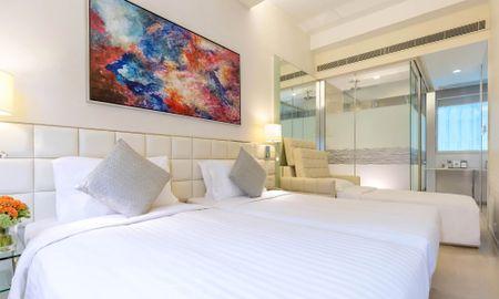 Quarto iPlus Familiar - Iclub Wan Chai Hotel - Hong Kong