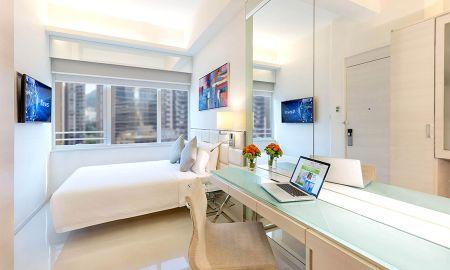 Quarto iSelect Premier - Iclub Wan Chai Hotel - Hong Kong