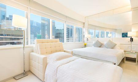 Quarto Familiar iBusiness - Iclub Wan Chai Hotel - Hong Kong