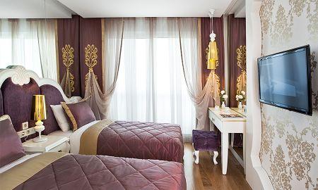 Standarzimmer - La Boutique Antalya - Antalya