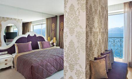 Junior Suite Sea View - La Boutique Antalya - Antalya