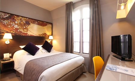 Chambre Standard - Little Palace Hotel - Paris