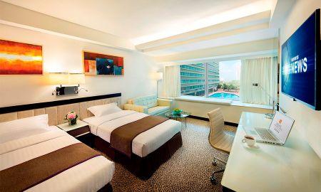 Quarto Superior - Regal Riverside Hotel - Hong Kong