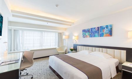 Quarto Duplo Superior - Regal Riverside Hotel - Hong Kong