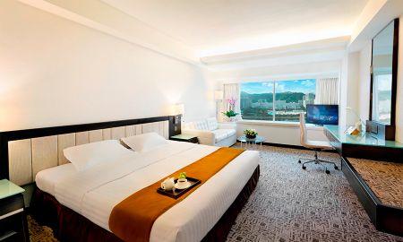 Quarto Club Executivo - Regal Riverside Hotel - Hong Kong