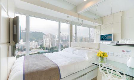 Quarto Standard - Regal Riverside Hotel - Hong Kong