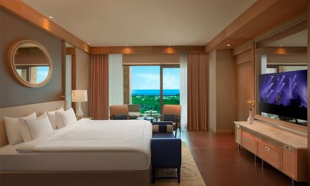 Junior Luxury Room - Sea View - Regnum Carya - Antalya