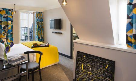 Deluxe Terrace Room - Les Matins De Paris - Paris