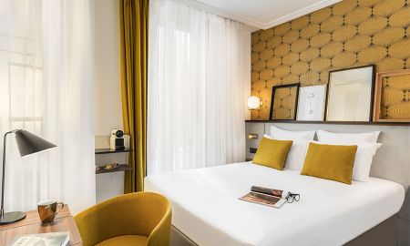 Suite Junior con accesso area relax - Best Western Plus La Demeure - Parigi