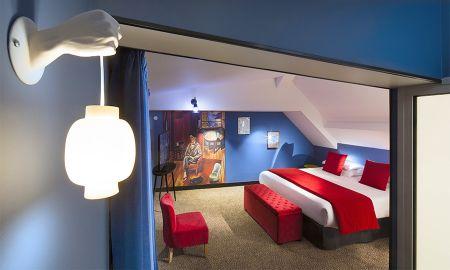 Suite Junior - Hôtel Les Théâtres - Paris