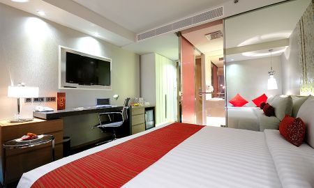 Habitación Doble Superior - Citrus Sukhumvit 13 Nana Bangkok By Compass Hospitality - Bangkok