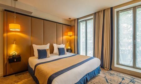 Habitación Doble Ejecutiva - Hôtel La Bourdonnais - Paris