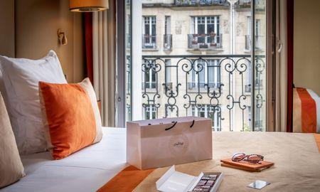 Habitación Triple Deluxe - Hôtel La Bourdonnais - Paris