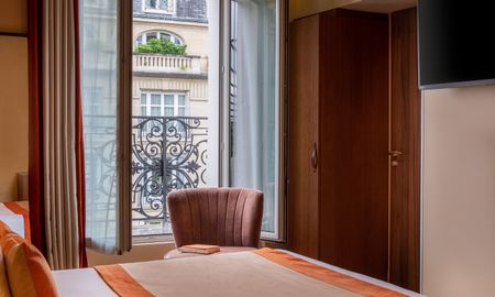 Habitación Doble Clásica - Hôtel La Bourdonnais - Paris