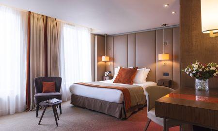 Chambre Exécutive Double - Hôtel La Bourdonnais - Paris