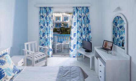 Двухместный номер на верхнем этаже - Mykonos Kosmoplaz Beach Resort Hotel - Mykonos