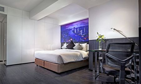Cool Studio Connecting Room - Galleria 12 Sukhumvit Bangkok By Compass Hospitality - Bangkok
