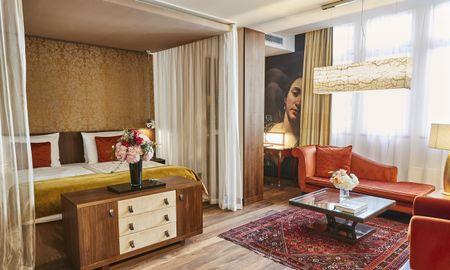 Suite Junior - Hotel Vier Jahreszeiten Kempinski - Munique