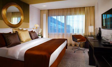 Superior Room - Hotel Vier Jahreszeiten Kempinski - Munique