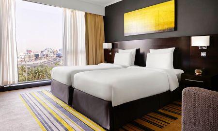 Chambre Supérieure Twin - Pullman Dubai Creek City Centre - Dubai