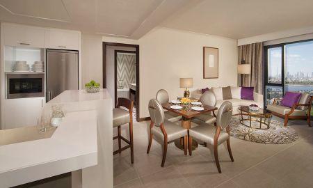 Apartamento Dos Habitaciones - Vista Ciudad - Pullman Dubai Creek City Centre Residences - Dubai