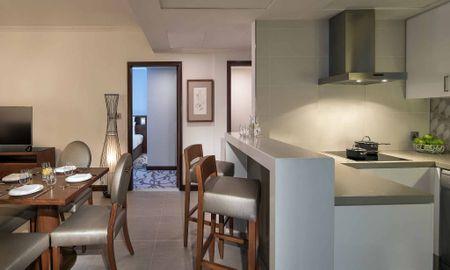 Apartamento Una Habitación - Vista Ciudad - Pullman Dubai Creek City Centre Residences - Dubai
