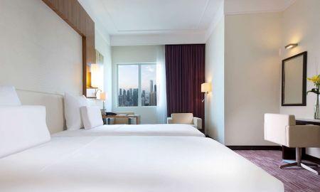 Habitación Superior Twin - Pullman Dubai Jumeirah Lakes Towers - Hotel & Residence - Dubai