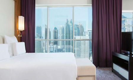 Habitación Deluxe - Pullman Dubai Jumeirah Lakes Towers - Hotel & Residence - Dubai