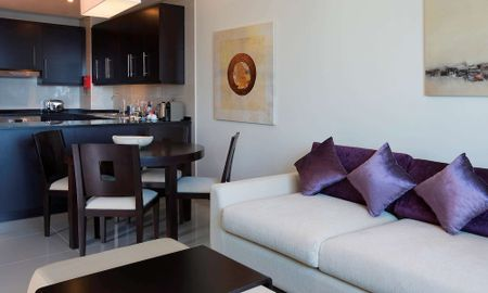 Apartamento Una Habitación - Pullman Dubai Jumeirah Lakes Towers - Hotel & Residence - Dubai