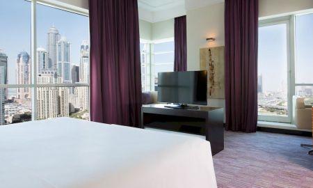 Chambre Deluxe - Pullman Dubai Jumeirah Lakes Towers Hotel & Residence - Dubai
