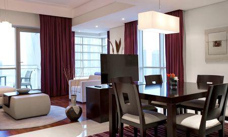 Suite Tower Trois Chambres - Pullman Dubai Jumeirah Lakes Towers Hotel & Residence - Dubai