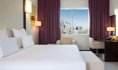 Chambre Supérieure - Pullman Dubai Jumeirah Lakes Towers Hotel & Residence - Dubai