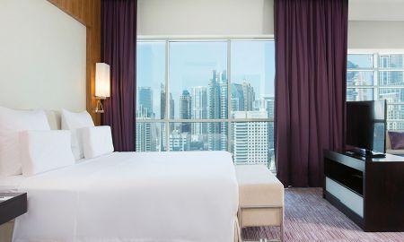 Chambre Exécutive - Pullman Dubai Jumeirah Lakes Towers Hotel & Residence - Dubai