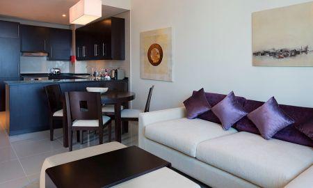 Appartement Une Chambre - Pullman Dubai Jumeirah Lakes Towers Hotel & Residence - Dubai