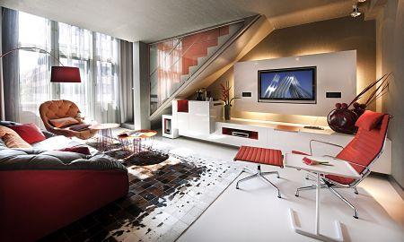 Suite Prestige King avec City Chic - Sofitel Munich Bayerpost - Munich