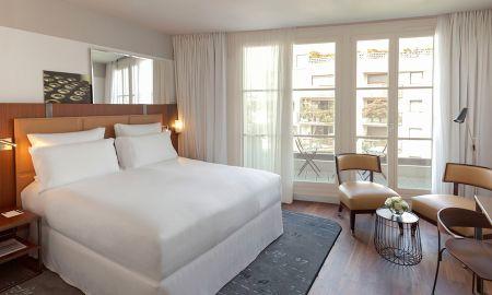 Chambre Deluxe - Hôtel Paris Bastille Boutet - MGallery By Sofitel - Paris