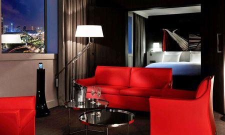Presidential Suite - Pullman Paris La Défense - Paris