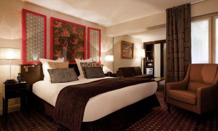 Chambre Classique - Hotel Stendhal Place Vendôme Paris - Paris