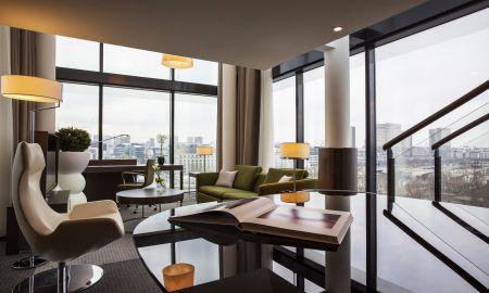 Presidential Suite - Pullman Paris Centre - Bercy - Paris