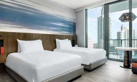 Chambre Urbaine Double - EAST, Miami - Miami