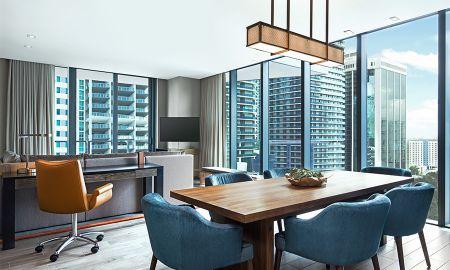 Suite Résidence Deux Chambres - EAST, Miami - Miami