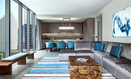 Suite Résidence Trois Chambres - EAST, Miami - Miami